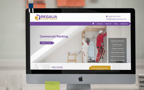 Regalia Building Services Limited