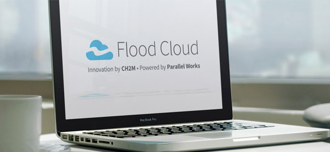 CH2M Flood Cloud