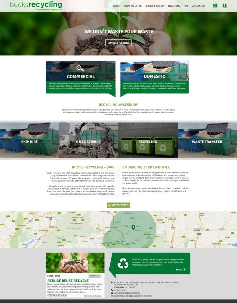 Bucks Recycling - design - v1